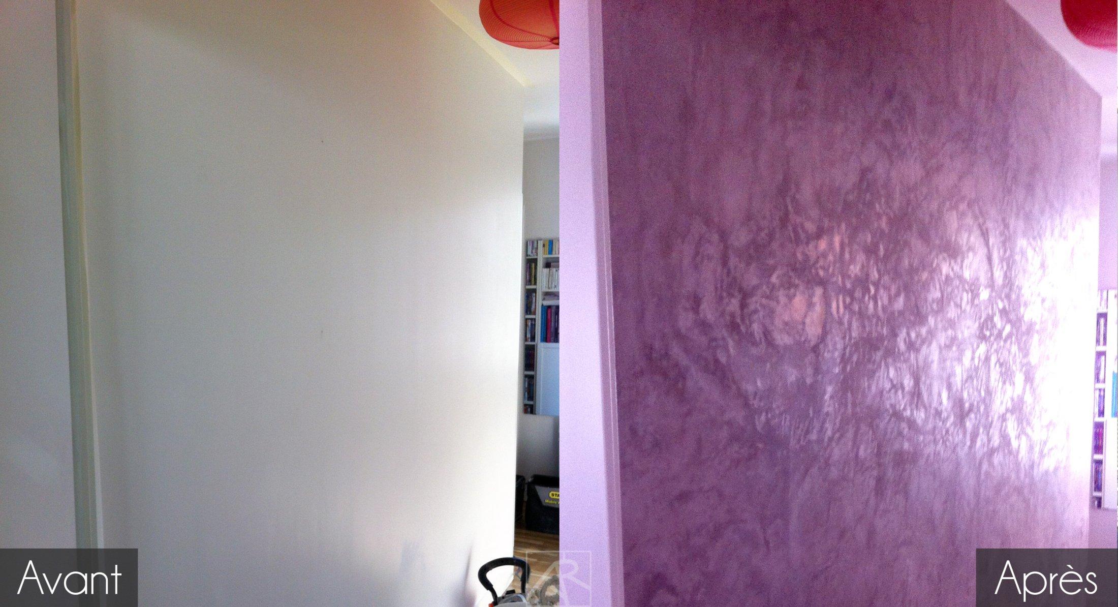 R alisations ar decor - Peinture sur enduit chaux ...