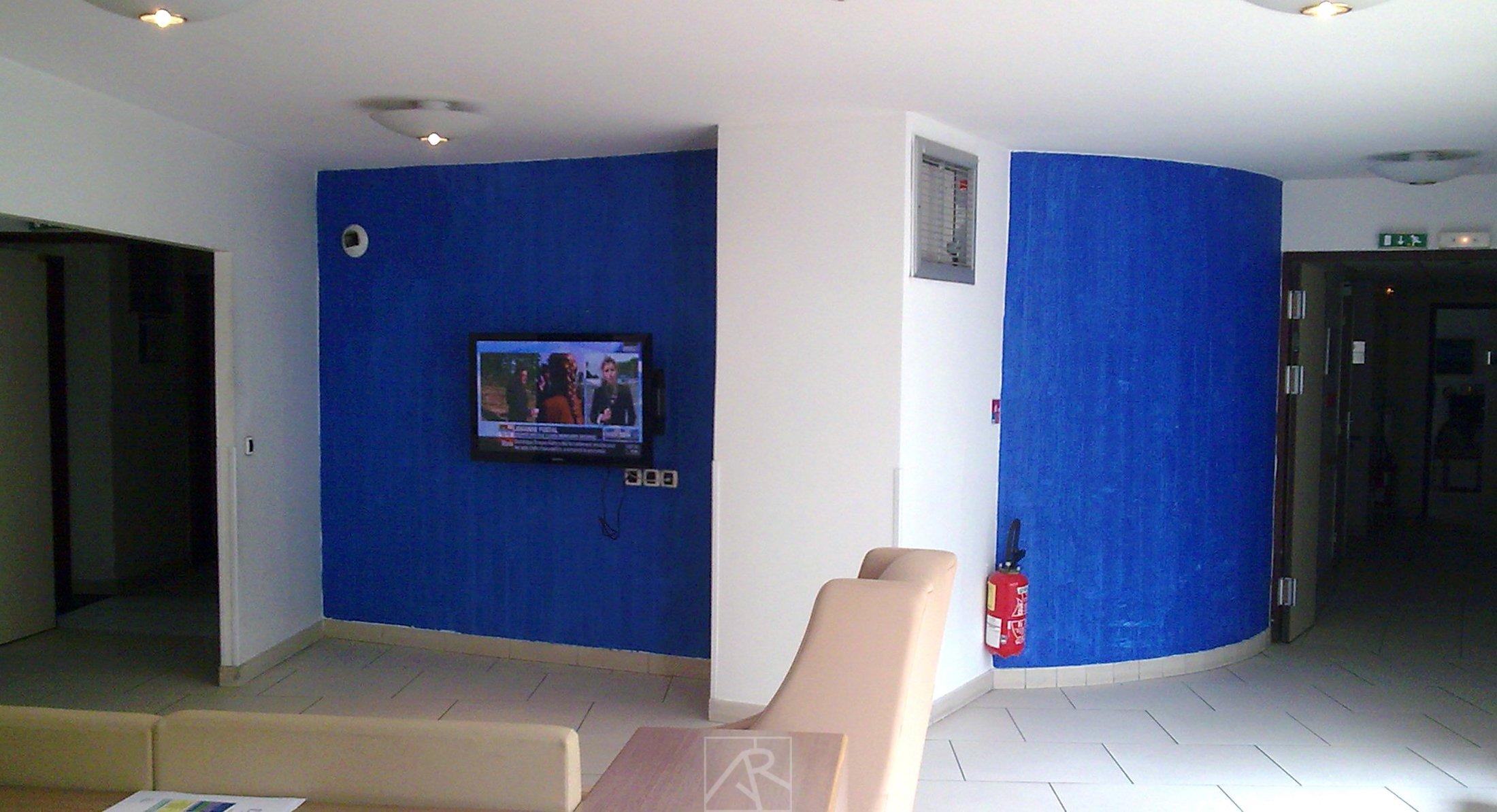 R alisations ar decor for Enduit decoratif cuisine